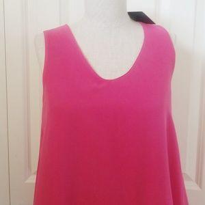 Lbisse Dresses - LBISSE Pink Shift Dress, Flowy. NWT S